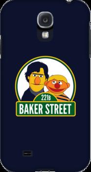 Baker Street by huckblade