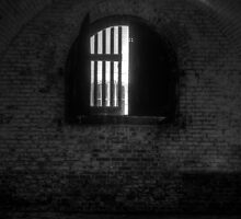 Behind bars by Peter Wiggerman