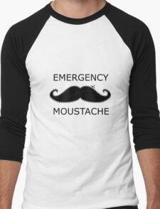 Emergency Moustache T-Shirt