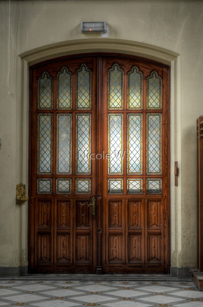 the most beautiful door by Nicole W.