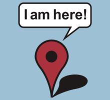 I am here! Google Maps Kids Clothes