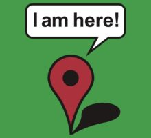I am here! Google Maps by LaundryFactory