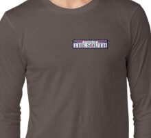 Tennessee - State of the South Long Sleeve T-Shirt