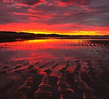 East Coast Sunset by Brian Avery