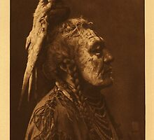 Two Whistles  Apsaroke (The North American Indian; v.04) 1908 by Adam Asar