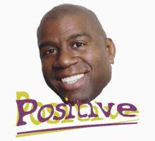"Magic Johnson ""Positive"" by CrissP"