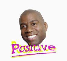 "Magic Johnson ""Positive"" Unisex T-Shirt"
