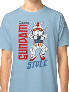 Oppan Gundam Style Classic T-Shirt