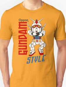Oppan Gundam Style Unisex T-Shirt