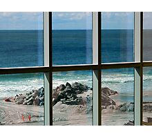 An Ocean View Photographic Print
