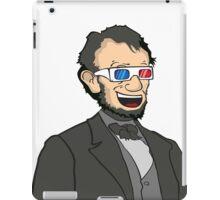 Lincoln. In 3D. iPad Case/Skin