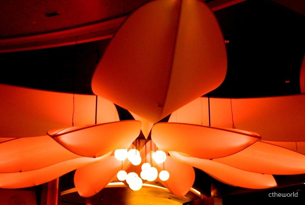 Fancy Ceiling Fan    ^ by ctheworld