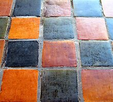 Royal Tiles  by Ethna Gillespie