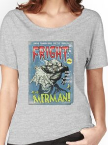 Fright Magazine Women's Relaxed Fit T-Shirt