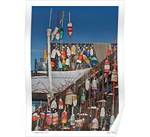 Buoys Abound Poster