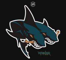 The 2 Headed Sharks From San Jose by Summo13