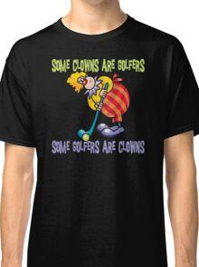 Funny Golfer Classic T-Shirt