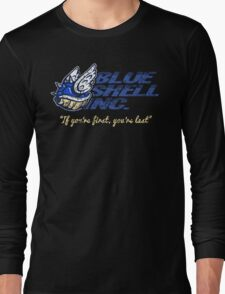 Blue Shell Inc. Long Sleeve T-Shirt