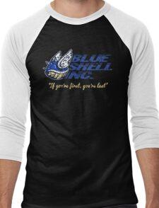 Blue Shell Inc. Men's Baseball ¾ T-Shirt