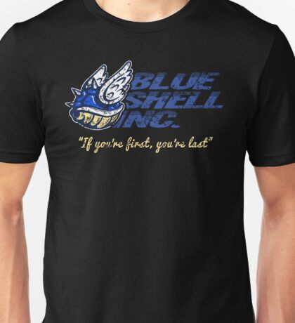 Blue Shell Inc. Unisex T-Shirt