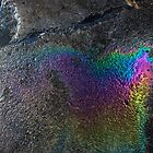 Oil Spill (iii) by Nevermind the Camera Photography