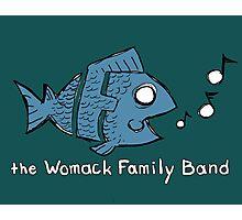The WFB Fish Photographic Print