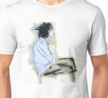 smoking adolescent Unisex T-Shirt
