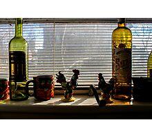 Kitchen Window Photographic Print