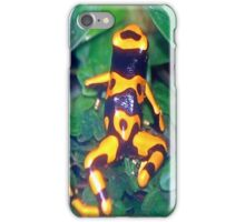 Poison Dart frog iPhone Case/Skin