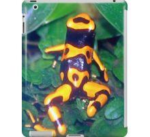 Poison Dart frog iPad Case/Skin