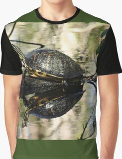 Cooter Reflections Graphic T-Shirt