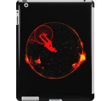 solar cycle iPad Case/Skin