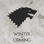 Winter Is Coming - Game of Thrones by MCellucci