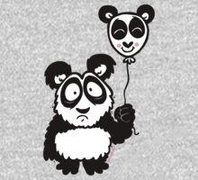 Just a Panda One Piece - Long Sleeve