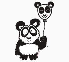 Just a Panda Kids Tee