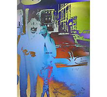 Swinging Sixties Photographic Print