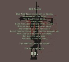 The Call of Duty Prayer by erndub