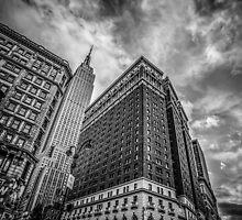 New York New York by Shari Mattox-Sherriff