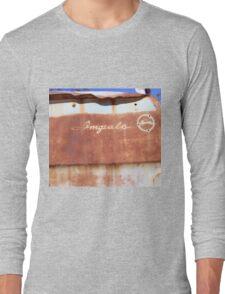 Pan AM #14 - Chevvying Long Sleeve T-Shirt