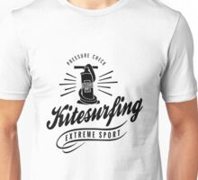 Kitesurfing Air Pump Light Unisex T-Shirt