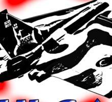 Vulcan Bomber roundel 2 Sticker