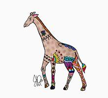 Giraffe in Sharpie  Unisex T-Shirt