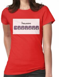 ASL HWKY Womens Fitted T-Shirt