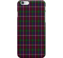 00330 Lanark Tartan Fabric Print Iphone Case iPhone Case/Skin