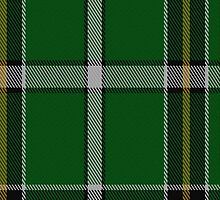 00332 Limerick County, Crest Range Tartan Fabric Print Iphone Case by Detnecs2013