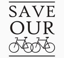 Save Our Cyclists by PaulHamon