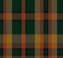 00336 Londonderry District Tartan Fabric Print Iphone Case by Detnecs2013