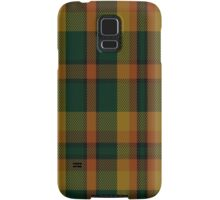 00336 Londonderry District Tartan Fabric Print Iphone Case Samsung Galaxy Case/Skin