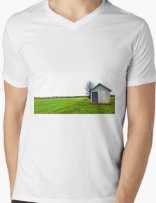 Lonely House Mens V-Neck T-Shirt