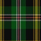 00337 Louth County, Crest Range Tartan Fabric Print Iphone Case by Detnecs2013